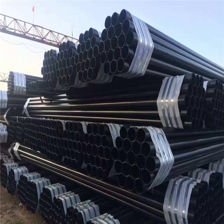 热浸塑钢管 涂塑强电排管 DN360双面涂塑钢管