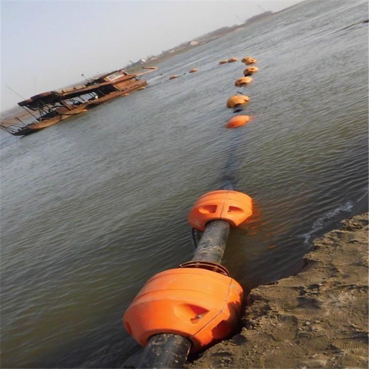 超高分子抽纱管道 抽沙船专用管道