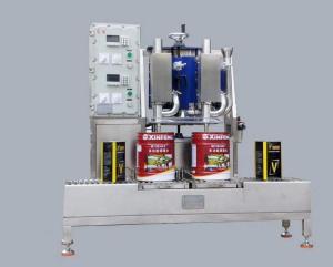 涂料灌装机 树脂包装机油漆包装装备