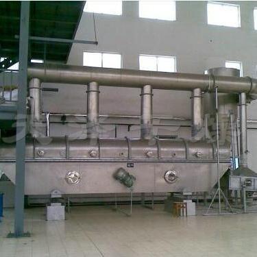 姜糖粉烘干机天泽牌ZLG系列振动流化床干燥机
