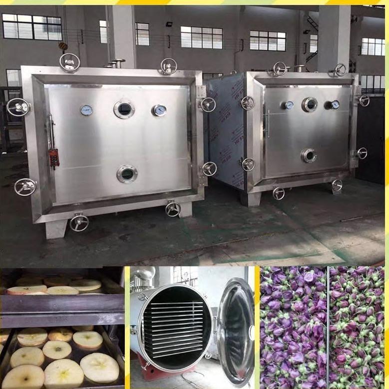 真空干燥机GMP要求药材烘干机
