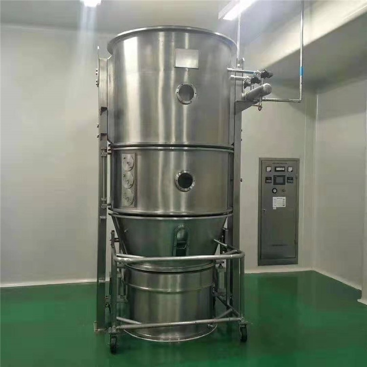 转让二手高效沸腾干燥机