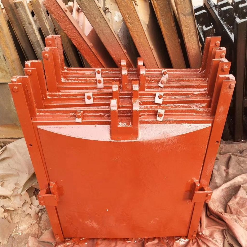 绍兴2米*2米手电两用铸铁闸门