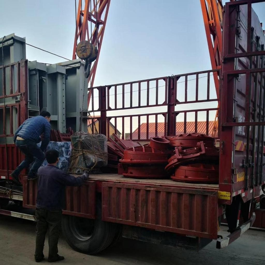 徐州1.8米*1.8米铸铁闸门