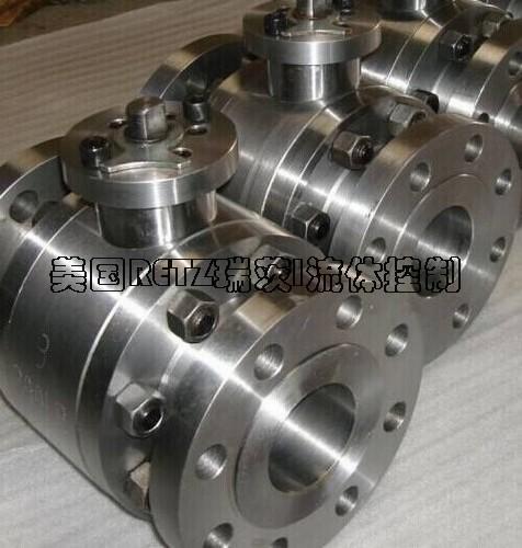 进口锻钢球阀 不锈钢 A105 铬钼钢 高温高压锻造球阀进口厂家 代理商