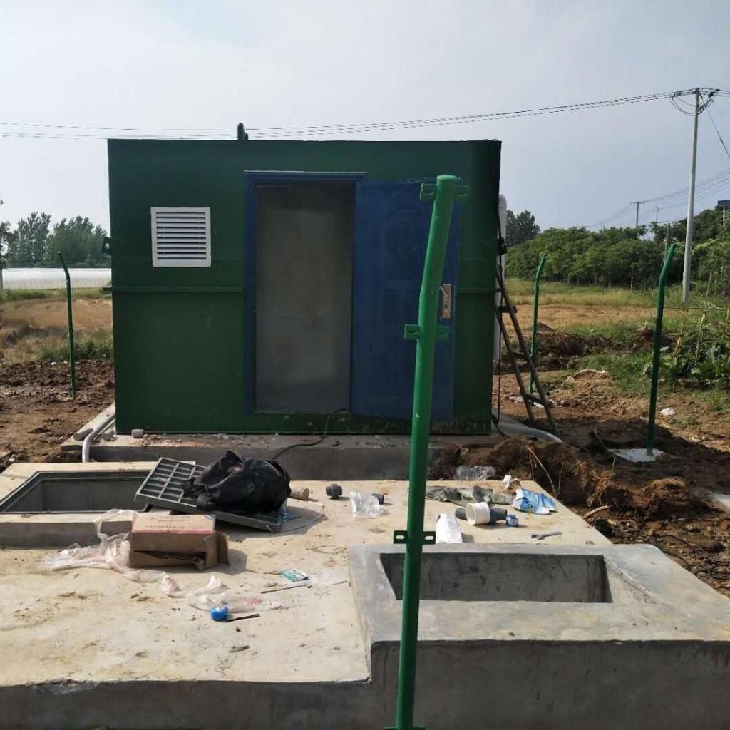 成品一体化污水处理设备 生活污水处理设备厂