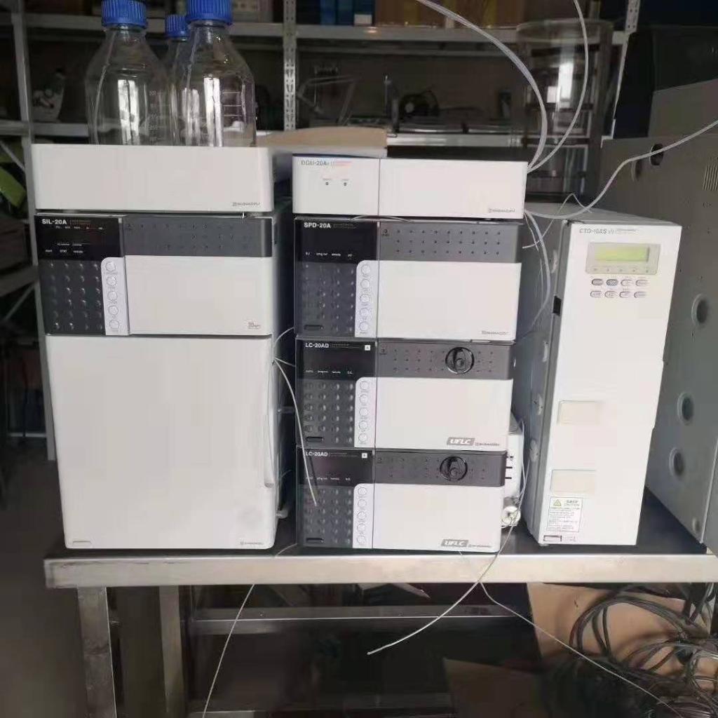 常年回收二手岛津GC2014气相色谱仪