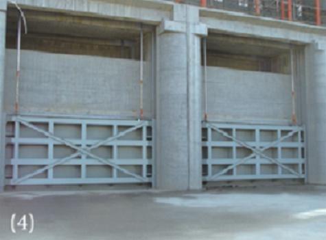 厂家供应平面滑块钢制闸门