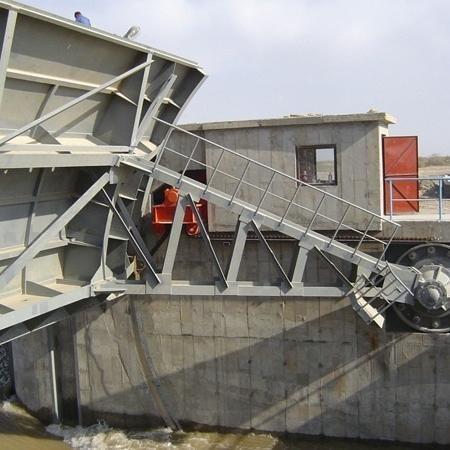 技术 水利弧形钢闸门保养基本常识