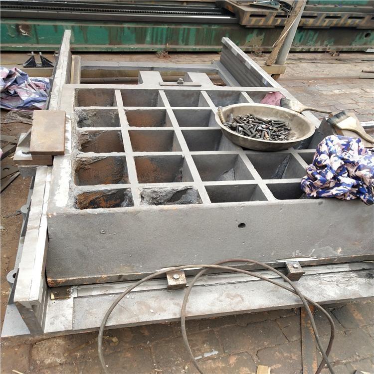 高压铜止水铸铁闸门