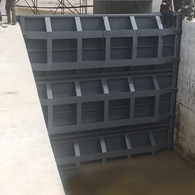 快来看看水工钢制闸门优缺点