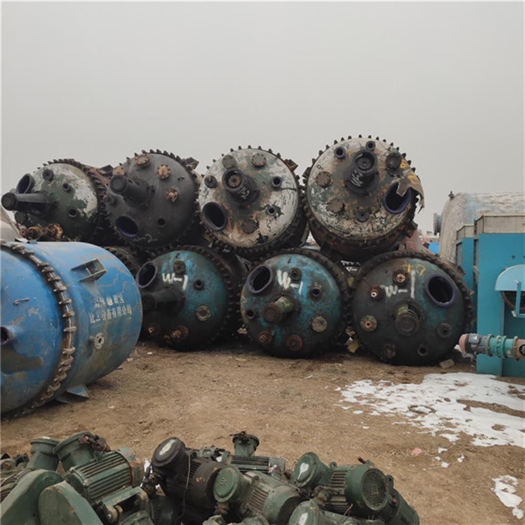 1到20立方内不锈钢反应釜 不锈钢反应釜参数