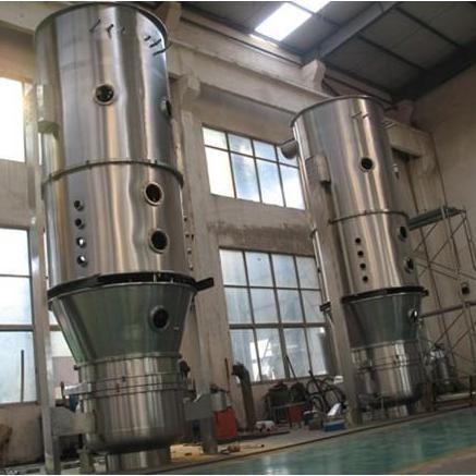 专业生产奥美拉唑肠溶包衣设备 底喷流化包衣干燥