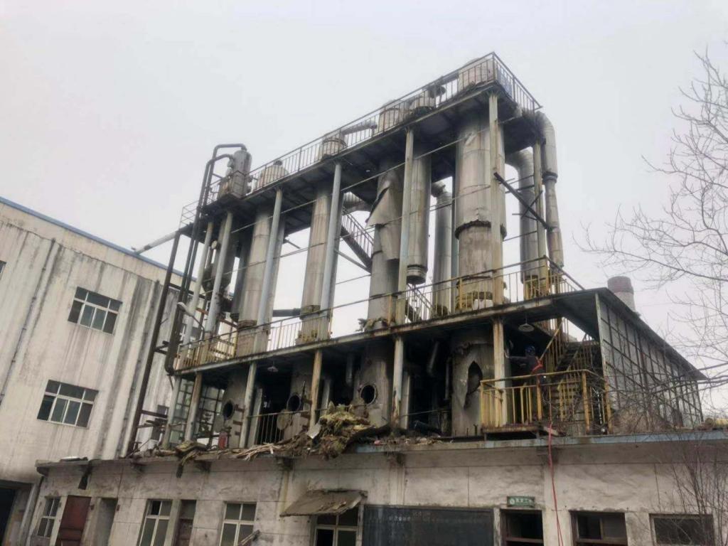 全国回收二手降膜蒸发器