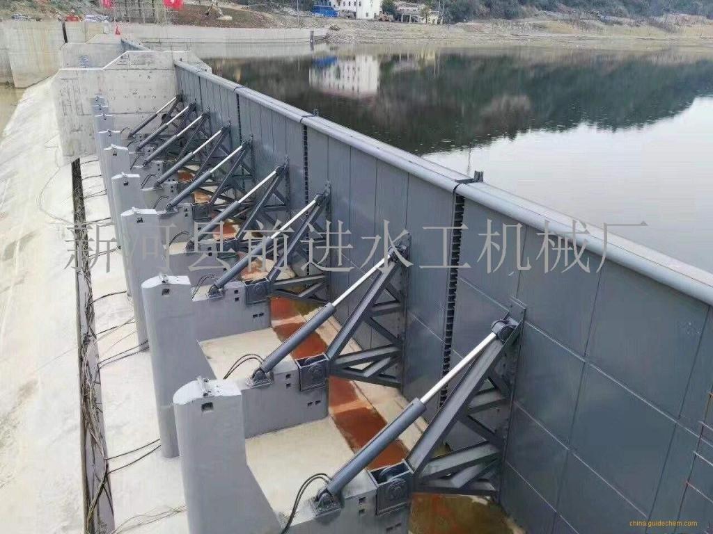水景钢坝厂家