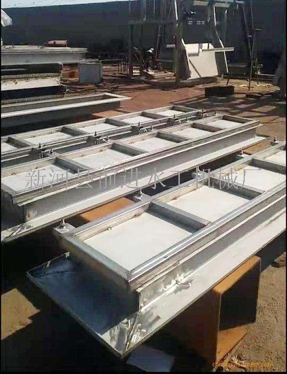 调蓄池反冲洗装置 反冲洗装置生产厂家 前进定制