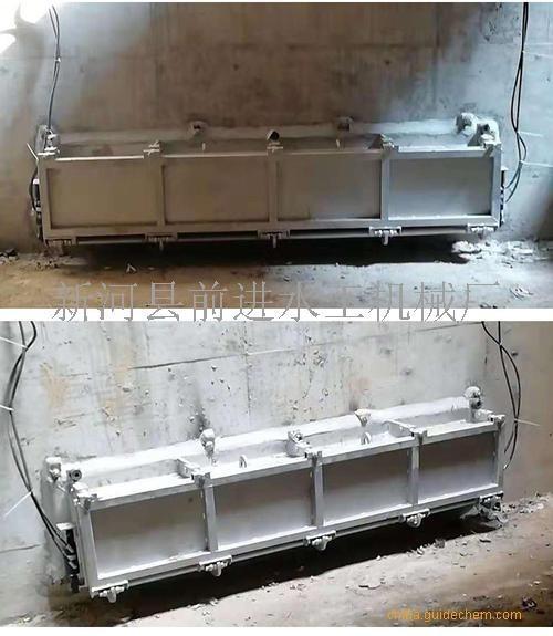 水力冲洗门  碳钢3m长 水力冲洗门