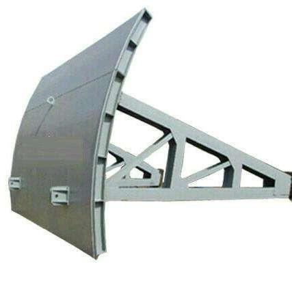 大型钢制闸门工地  大型弧形钢闸门概况