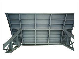 成都弧形钢制闸门涂层要求