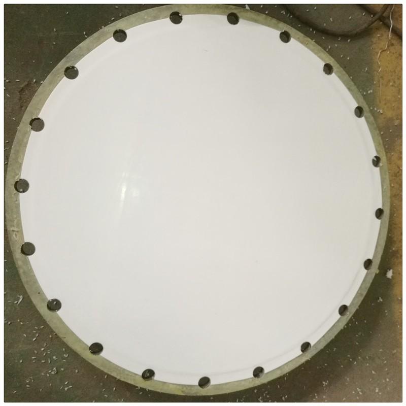 板衬标准尺寸四氟储槽价格