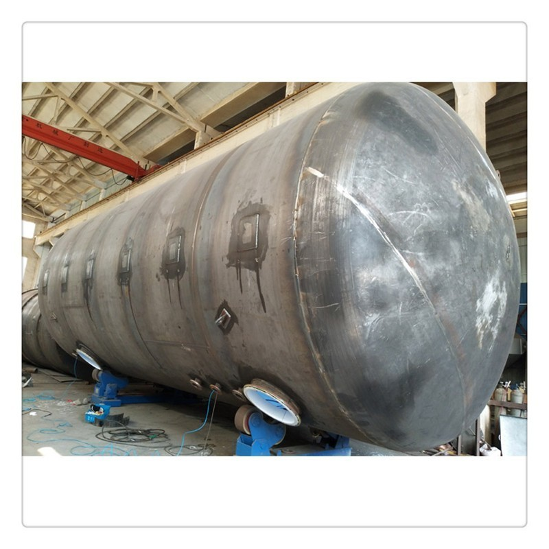 钢衬锥底四氟储槽供应商