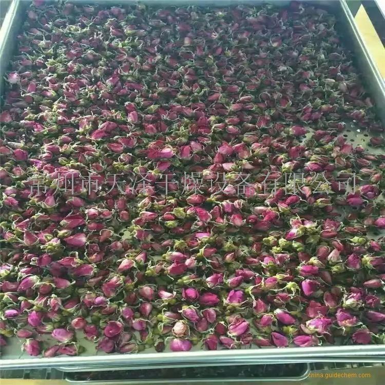 玫瑰花烘干机不变形不掉色 黄秋葵干菜电加热干燥箱