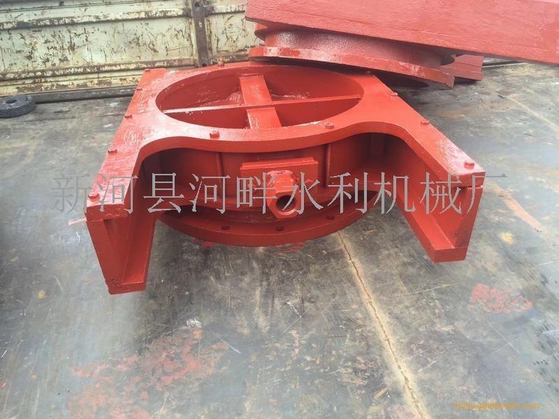 金华PGZ2米*1.8米铸铁闸门价格