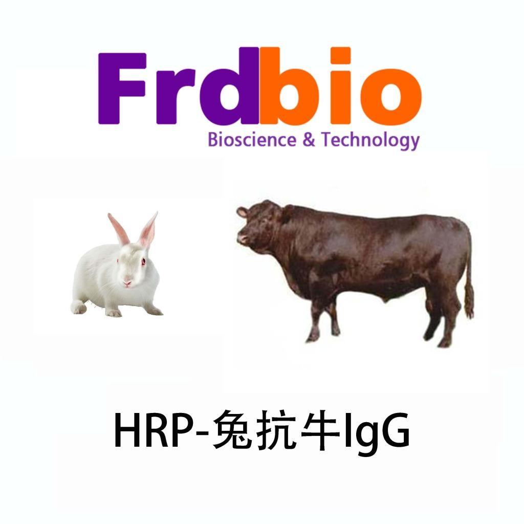 兔抗牛HRP国产 现货