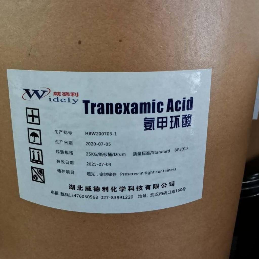 氨甲环酸-传明酸