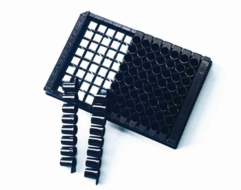 链霉亲和素包被微孔板(黑板)