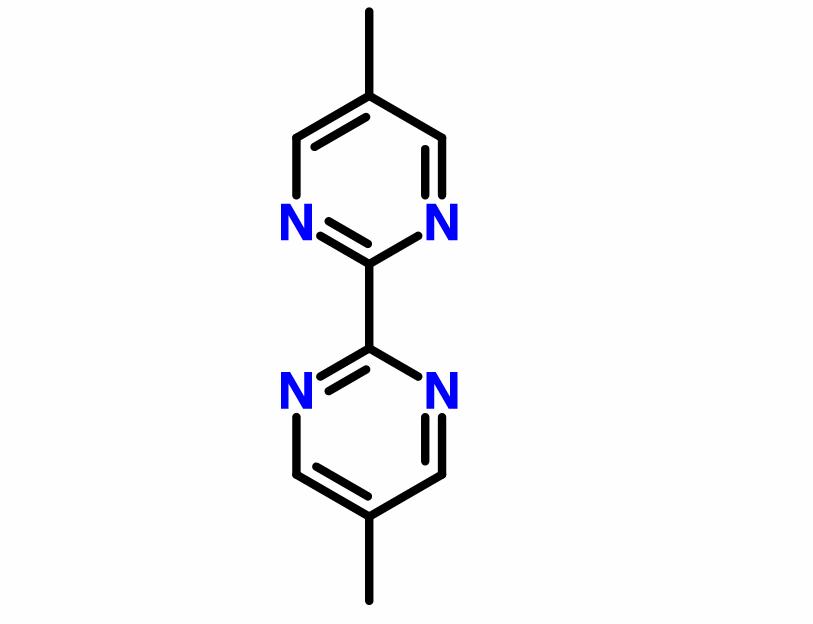 5,5'-二甲基-2,2'-联嘧啶  CAS:935267-14-4  科研现货  优势产品