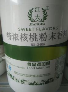 食品级特浓核桃粉末香精生产价格