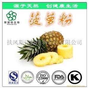 菠萝果粉 菠萝果粉速溶粉厂家 批发价格