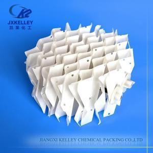 塑料孔板波纹填料 厂家