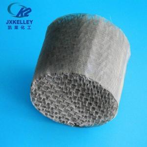 500Y型金属丝网波纹填料