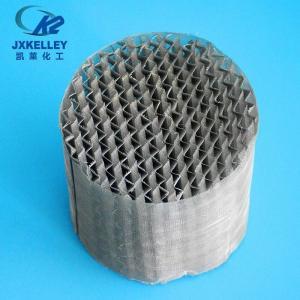 凯莱bx500丝网波纹填料材质