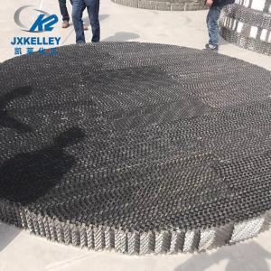 凯莱孔板波纹填料 孔板波纹规整填料 孔板波纹填料规格