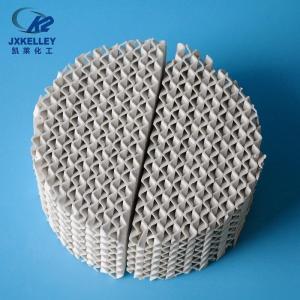 陶瓷波纹填料/规整填料 源头厂家直供 可定制