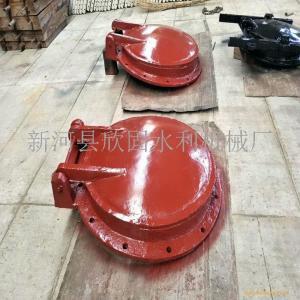 防洪用1.5米铸铁拍门生产厂家