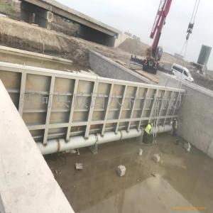 底横轴旋转钢坝生产安装