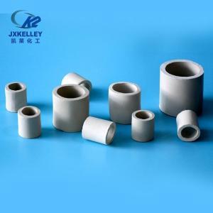 DN25mm陶瓷拉西环填料|萍乡陶瓷填料厂家