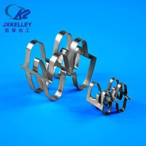 凯莱供应15mm不锈钢超级拉西环 金属填料碳钢异拉西环