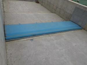 前进水工现货供应液压合页坝 合页活动坝设计