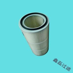 喷砂机滤芯 产品图片