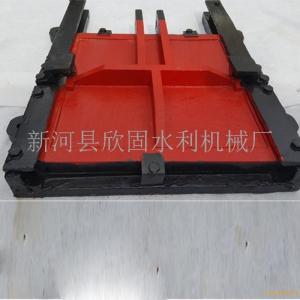 生产铸铁闸门