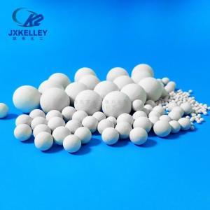 凯莱| φ13mm中铝氧化铝瓷球|填料瓷球