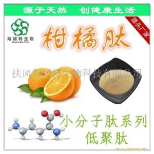 柑橘肽粉 柑桔小分子肽 60%含量 柑橘提取物
