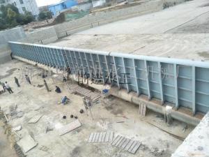 底横轴钢坝 产品图片