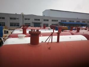 中杰30立方 50立方100立方液化气储罐 专业生产液化气储罐厂家 产品图片