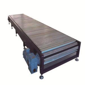 不锈钢食品级链板输送机 吨包链板输送机